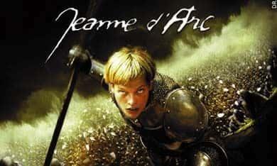 Jeanne d'Arc de Luc Besson