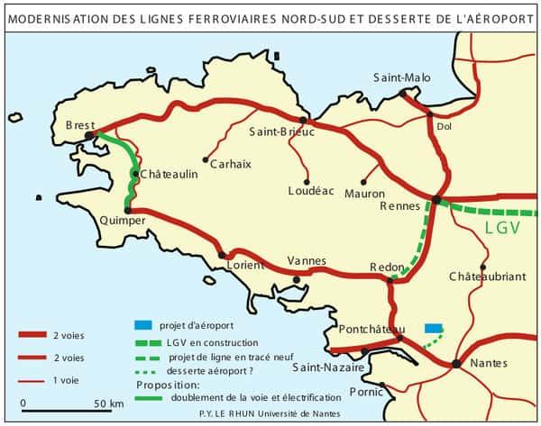 désenclavement breton