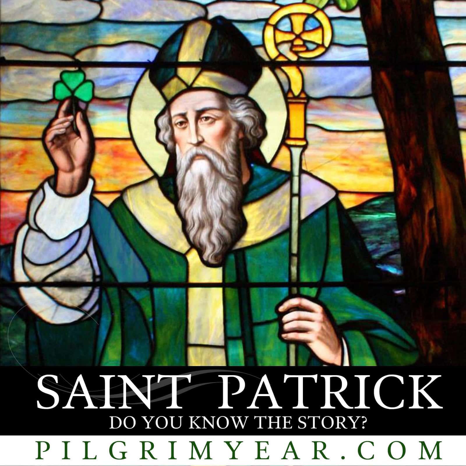 17 mars, Fête de Saint Patrick, patron des Irlandais.