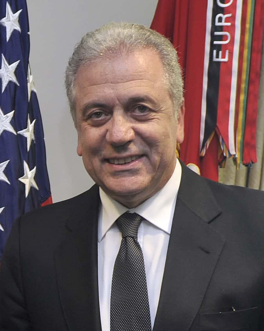 Dimitris Avramopoulos.