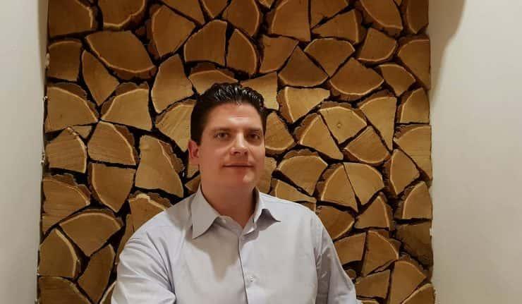 Gábor Tóth, président de la première association V4.