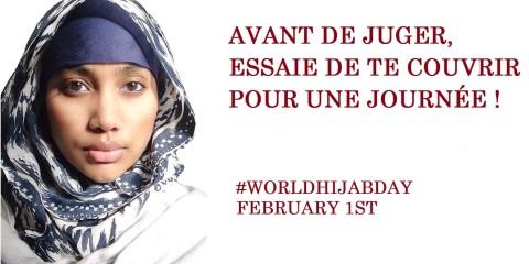 Journée mondiale du hijab.