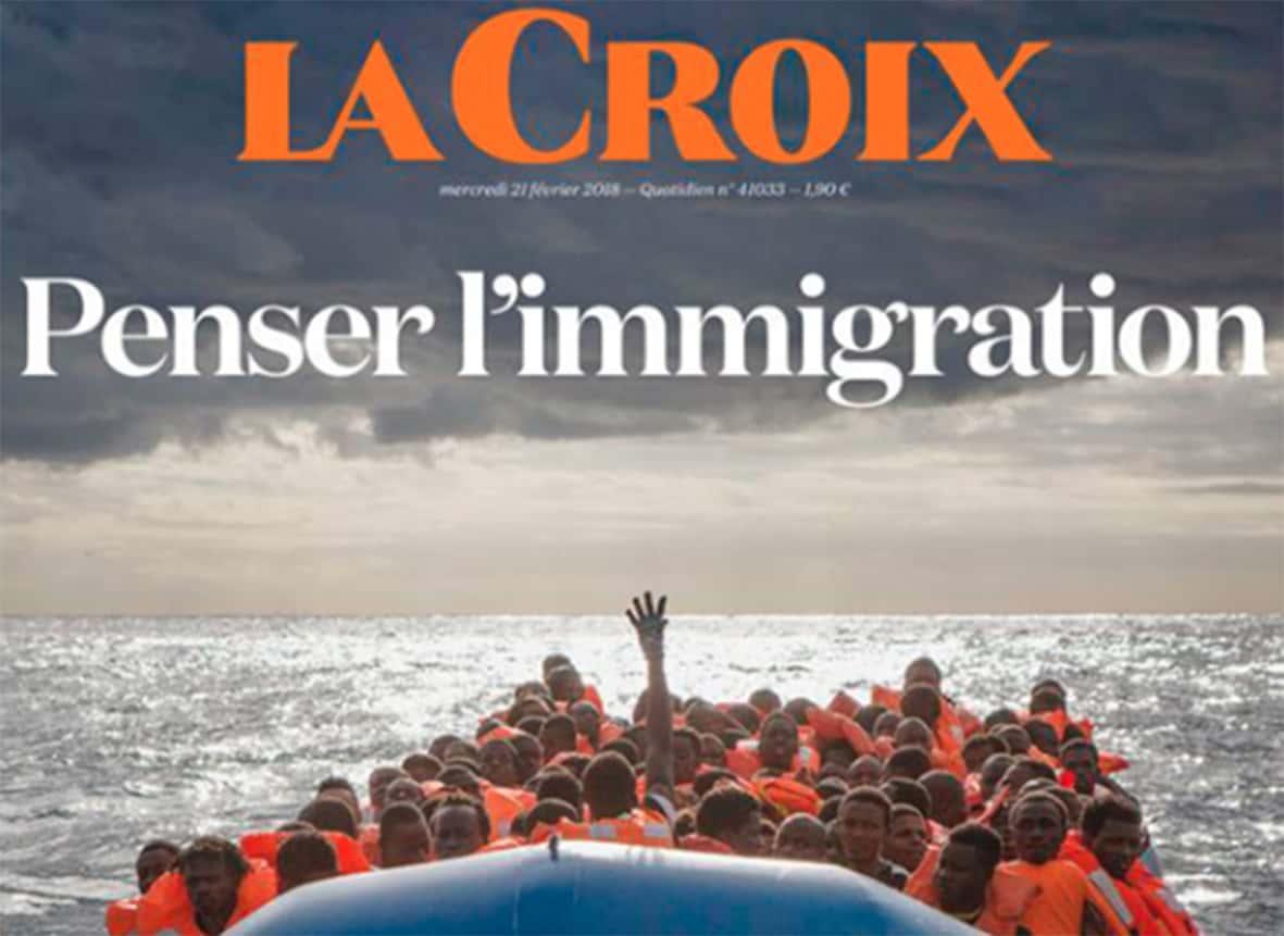 La Croix immigration 01