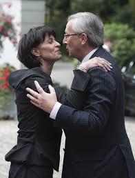 Leuthard Juncker