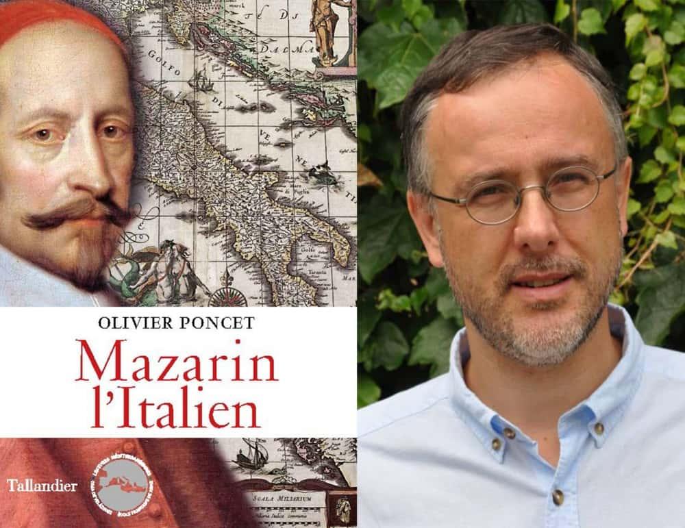 Mazarin l'Italien, Olivier Poncet, Tallandier.