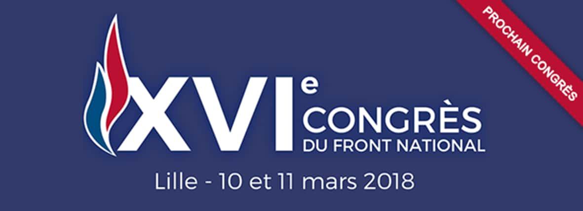 XVI Congres FN
