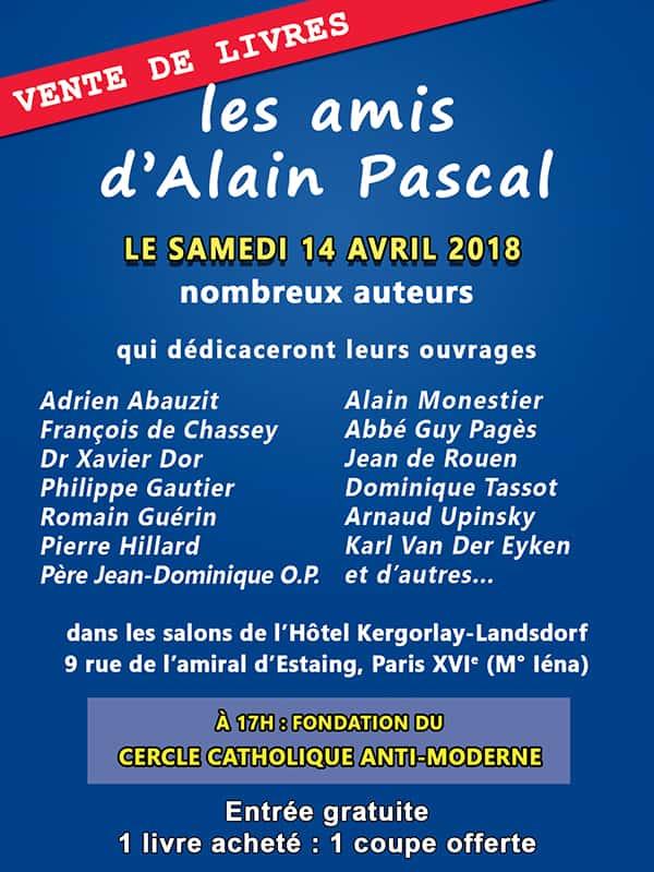 Amis Alain Pascal