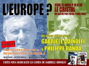 Gabriele Adinolfi-Philippe Randa