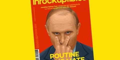 Les Inrocks Poutine