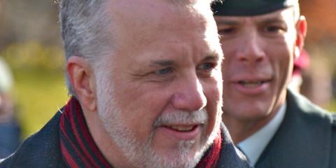 Philippe Couillard.