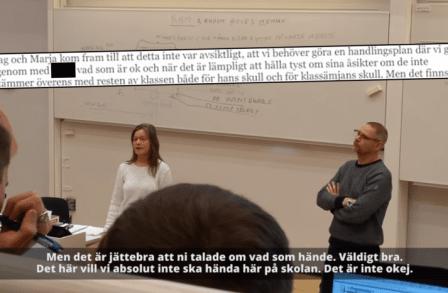 Suède crimes sexuels