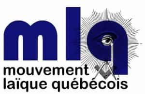 Mouvement laïque québécois.