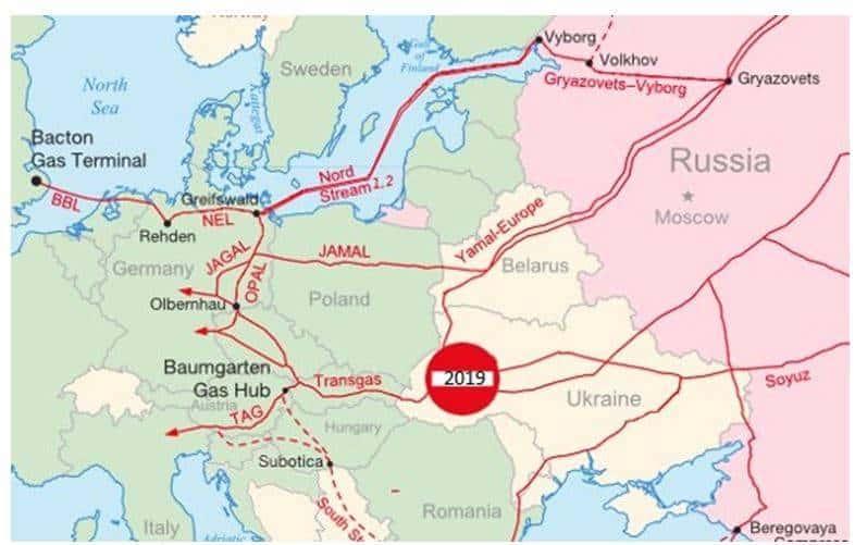 «Gazprom continue d'établir des records absolus en volume quotidien d'exportations de gaz» vers les pays hors ex-URSS, soit l'Europe et la Turquie, a annoncé le groupe public dans un communiqué. «Un nouveau record historique de 666,8 millions de mètres cubes a été battu le 26 février, pour la sixième fois en six jours», a-t-il ajouté.