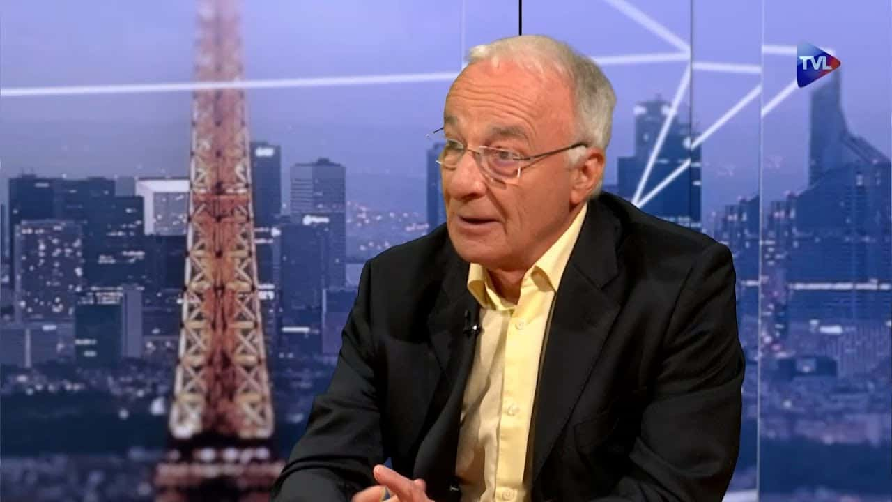 André Perrin : le philosophe au service de la liberté d'expression sur TVLibertés.