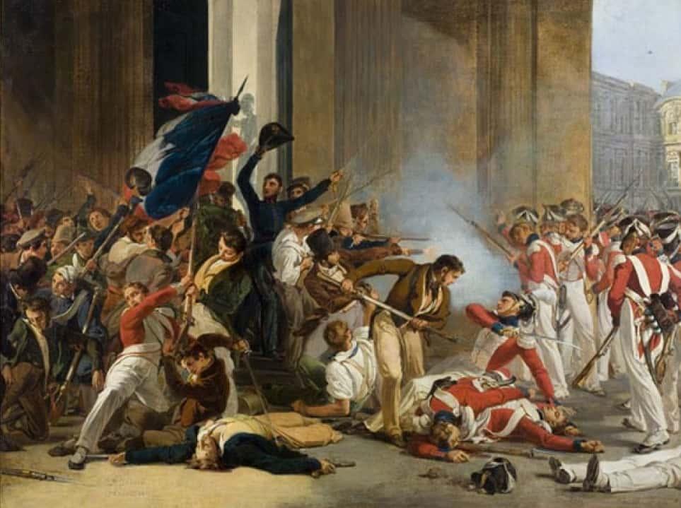 La prise des Tuileries et le sacrifice de la Garde suisse - Eurolibertés