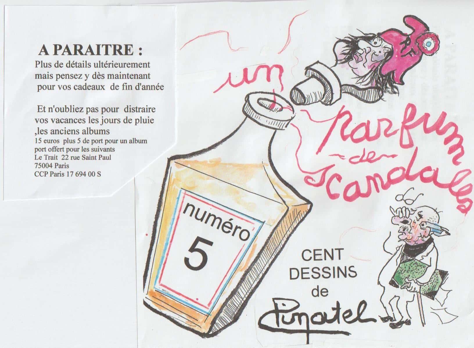 Pinatel Parfum scandale