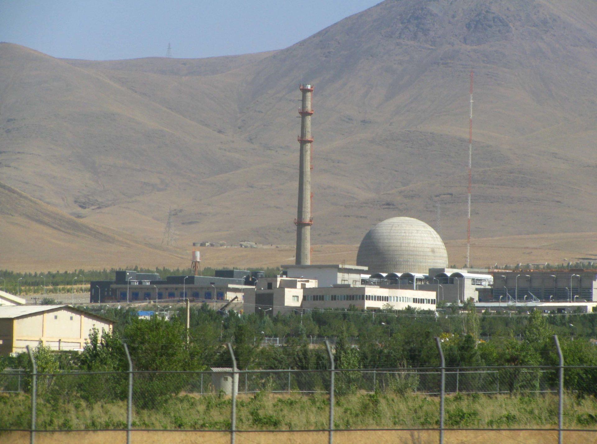 nucléaire iranien.