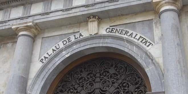 Parlement catalan  (photo © Lengadoc Info).