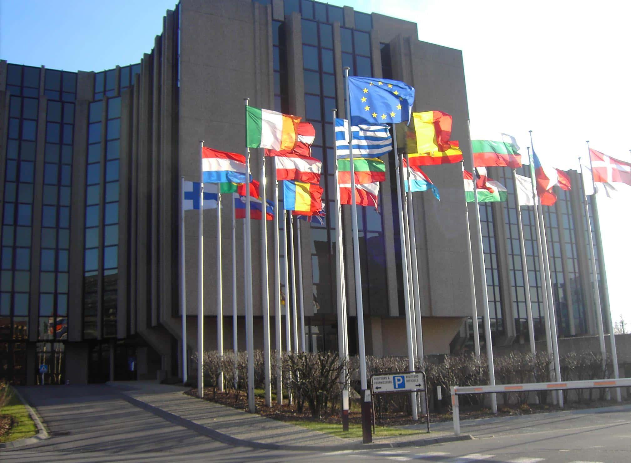 Cour des comptes européenne.