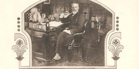 Eugène-Melchior de Vogüe.
