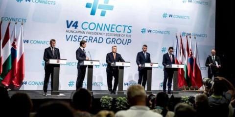 Groupe de Visegrad Autriche