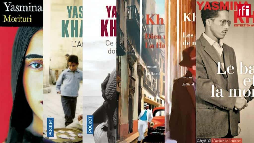 Le baiser et la morsure Yasmina Khadra