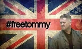 Tommy Robinson.