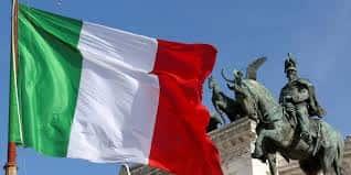 drapeau Italie.