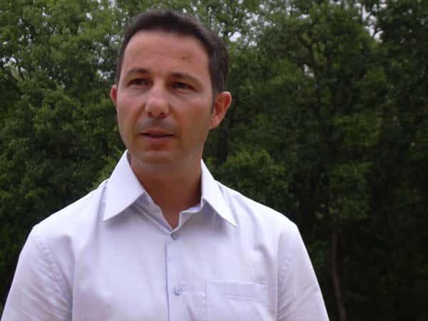 Le bloggeur Philippe Magnan.