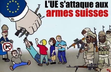UE armes suisses