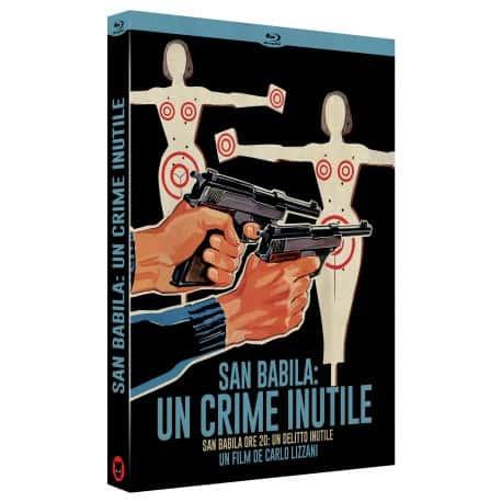 San Babila : un crime inutile, de Carlo Lizzani (Chat qui fume).