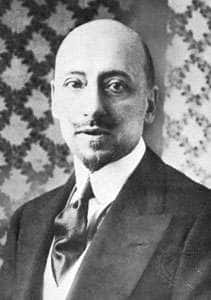 Gabriele d'Annunzio.