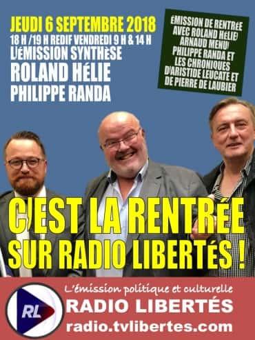 Radio Libertés Synthèse
