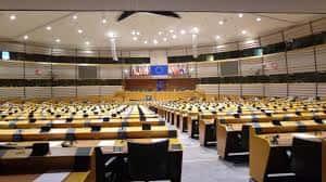 salle reunion parlement Europe