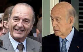 Ni pardon, ni oubli pour Giscard et Chirac!