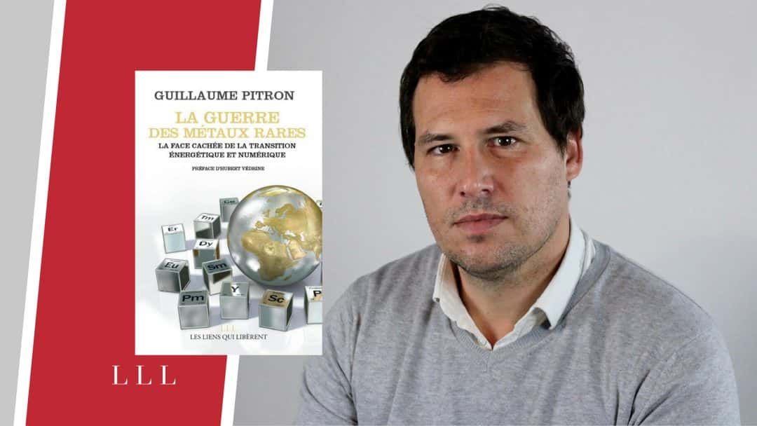Guillaume Pitron.