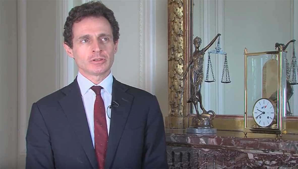 Philippe Léglise-Costa.
