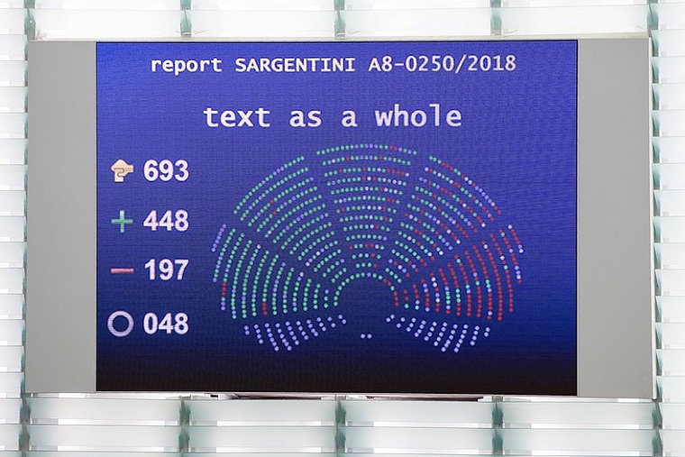 Le vote du Parlement européen sanctionnant la  Hongrie.