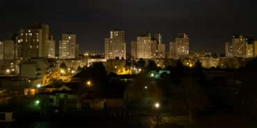 ville nuit