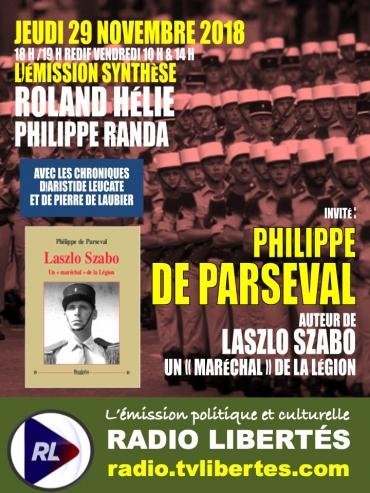 Philippe de Parseval