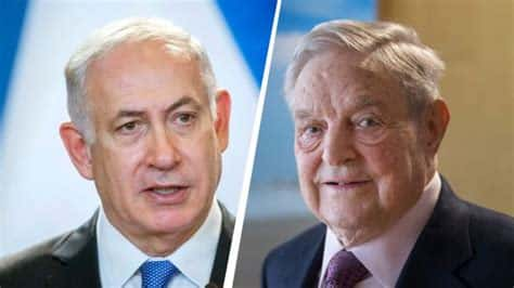 Benyamin Netanyahou - George Soros : Ils se détestent tant…
