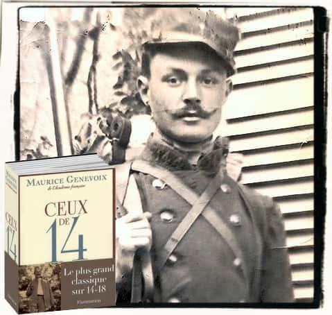 Ceux de 14, Maurice Genevoix