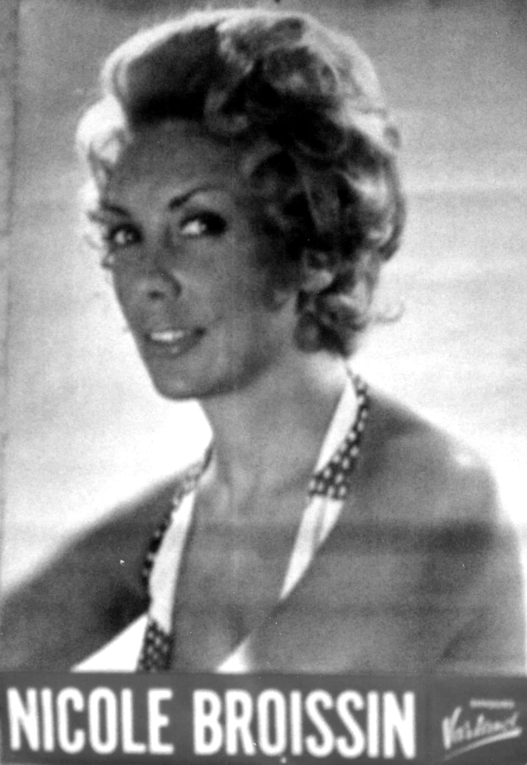 Nicole Broissin.