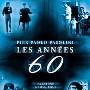 Une rétrospective de l'oeuvre de Pier Paolo Pasolini en cinq films : Accatone (1961), Mamma Roma (1962), Enquête sur la sexualité (1964), Des oiseaux petits et grands (1966) et Oedipe roi (1967).
