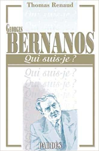 Thomas Renaud, auteur de Georges Bernanos (1888-1948) - Qui Suis-Je ? (Pardès).