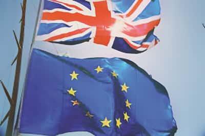 drapeaux Angleterre Europe