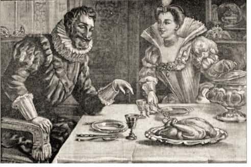 Henri IV Poule au pot