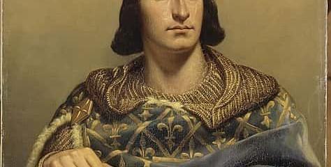 Philippe Auguste (1165-1223).