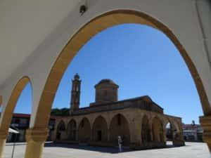 Un monastère, à Morphou.
