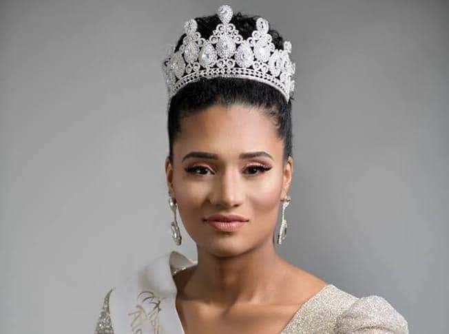 Khadidja Benhamou, Miss Algérie 2019 !